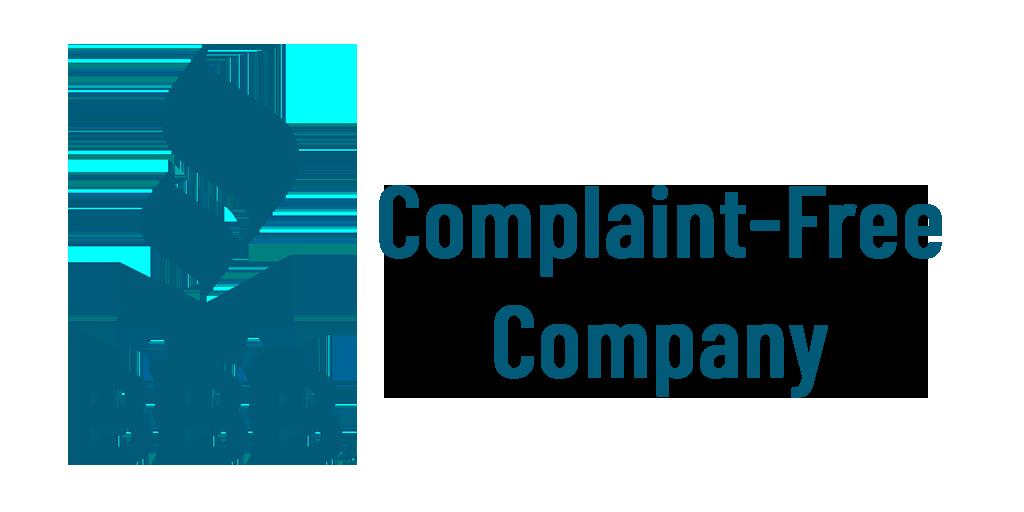 Better Business Bureau Complaint Free